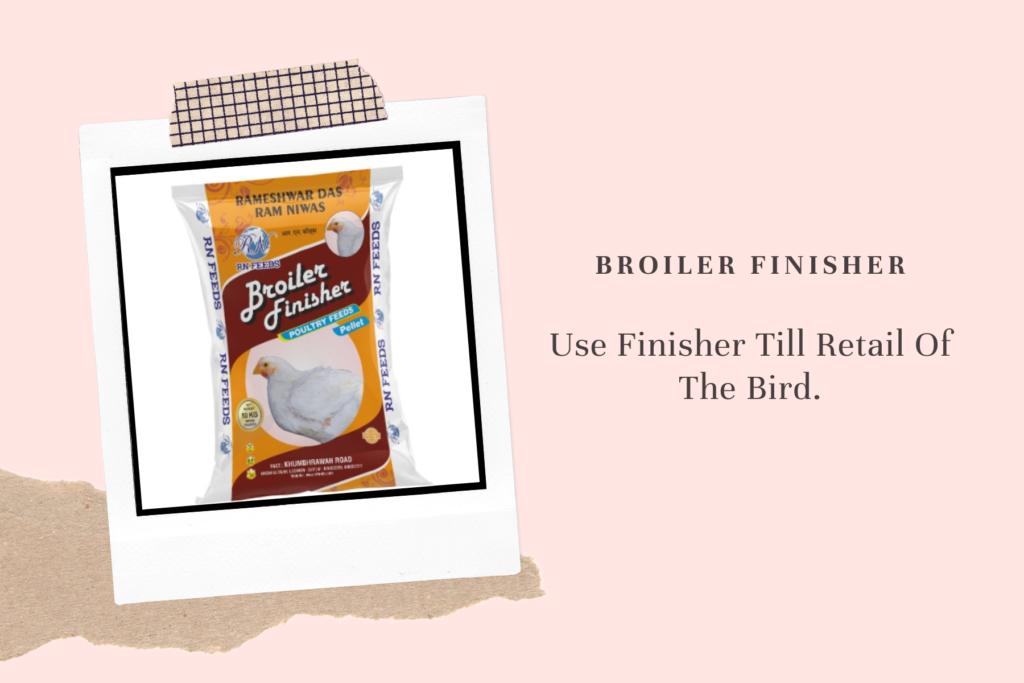 broiler finisher